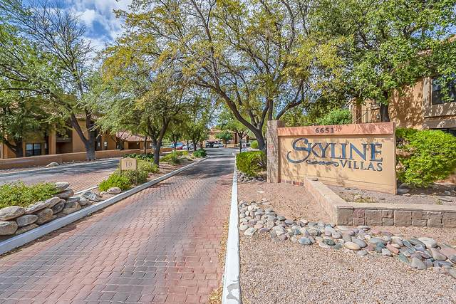 6651 N Campbell Avenue #127, Tucson, AZ 85718 (#22027177) :: Gateway Partners