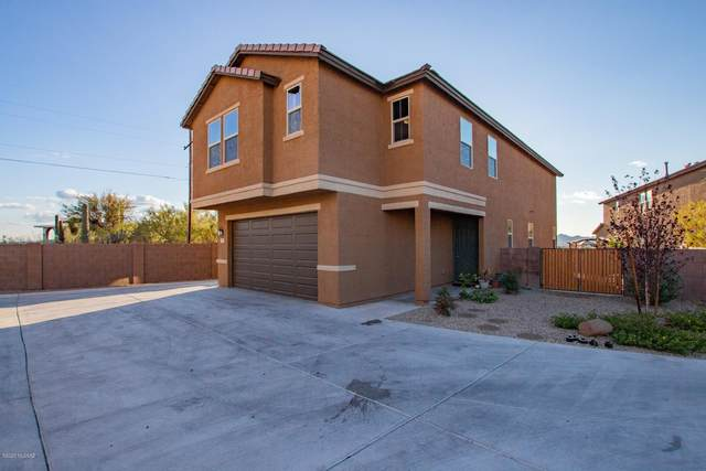 6205 N Catalano Villa Place, Tucson, AZ 85741 (#22027183) :: Long Realty - The Vallee Gold Team