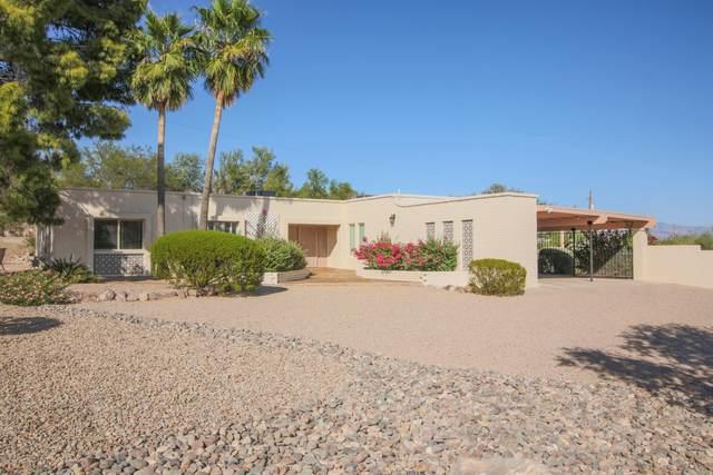 1520 N Camino Miraflores, Tucson, AZ 85745 (#22027192) :: The Local Real Estate Group | Realty Executives