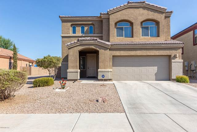 6430 W Sugar Pine Trail, Tucson, AZ 85743 (#22027199) :: Tucson Property Executives