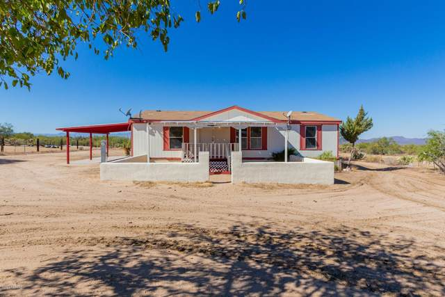 12804 S Rustic Desert Lane, Tucson, AZ 85736 (#22027223) :: Kino Abrams brokered by Tierra Antigua Realty