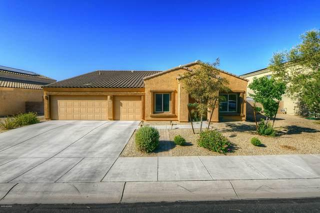 5061 W Willow Run Lane, Tucson, AZ 85741 (#22027230) :: The Local Real Estate Group | Realty Executives