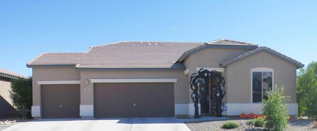 11763 W Scudamore Drive, Marana, AZ 85653 (#22027236) :: Keller Williams