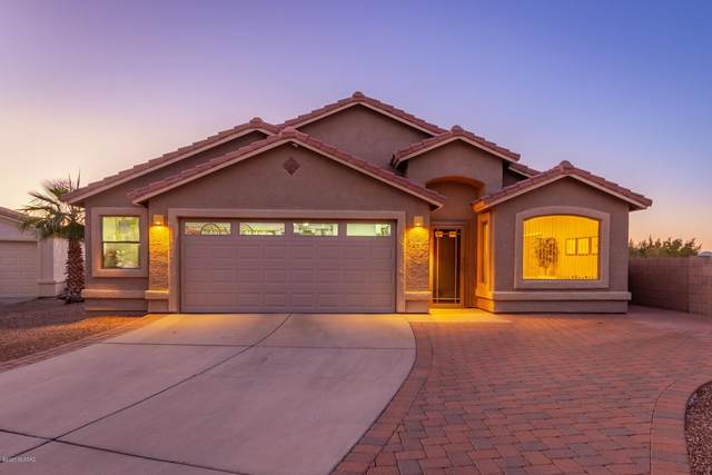 11383 N Flat Granite Drive, Oro Valley, AZ 85737 (#22027242) :: The Local Real Estate Group | Realty Executives