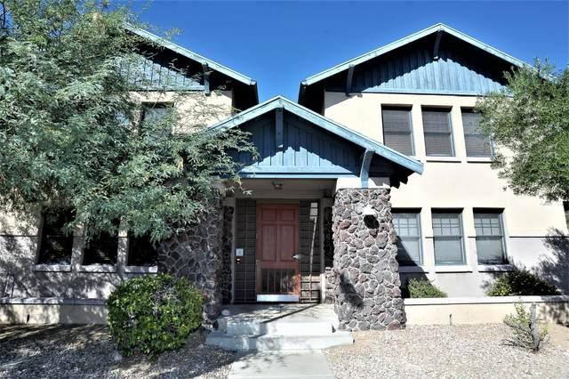 630 E Harvill Drive #205, Tucson, AZ 85705 (MLS #22027253) :: My Home Group