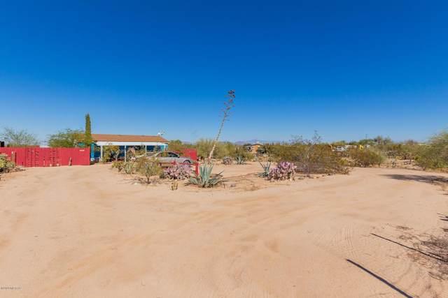 14480 W Kestrel Road, Tucson, AZ 85736 (MLS #22027255) :: My Home Group