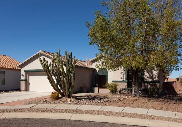7712 W Mission Canyon Place, Tucson, AZ 85743 (#22027258) :: The Local Real Estate Group | Realty Executives