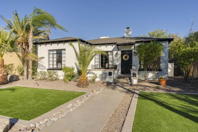 528 N Plumer Avenue, Tucson, AZ 85719 (#22027286) :: The Local Real Estate Group | Realty Executives