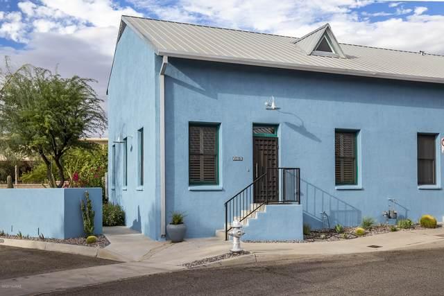 426 N Court Avenue, Tucson, AZ 85701 (MLS #22027290) :: My Home Group