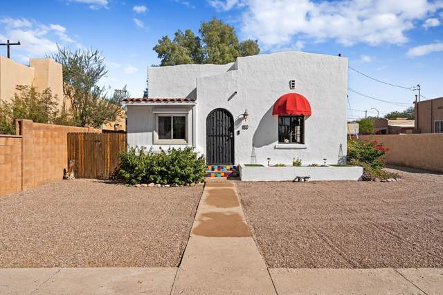122 N Martin Avenue, Tucson, AZ 85719 (MLS #22027308) :: My Home Group