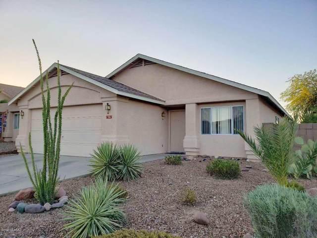 1361 N Falcon Ridge Drive, Tucson, AZ 85745 (MLS #22027316) :: My Home Group