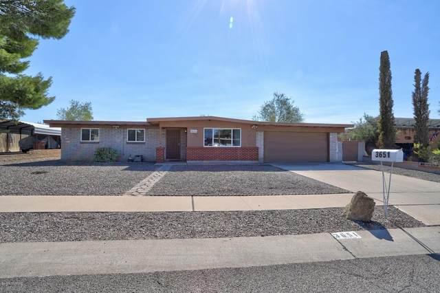 3651 W Wesleyan Drive, Tucson, AZ 85741 (MLS #22027322) :: My Home Group