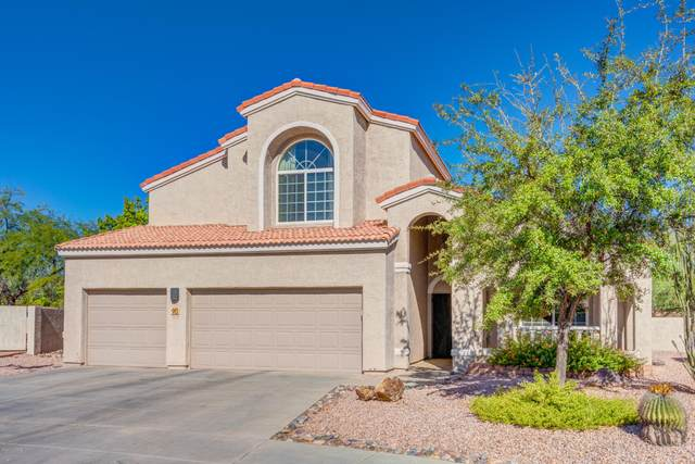90 W Marble Canyon Road, Oro Valley, AZ 85755 (MLS #22027343) :: My Home Group