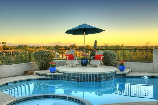 6100 E Calle Ojos Verde Drive, Tucson, AZ 85750 (#22027348) :: AZ Power Team | RE/MAX Results