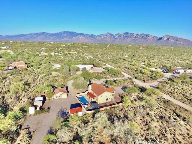 2512 W Como Bosque Trail, Tucson, AZ 85755 (#22027360) :: Kino Abrams brokered by Tierra Antigua Realty