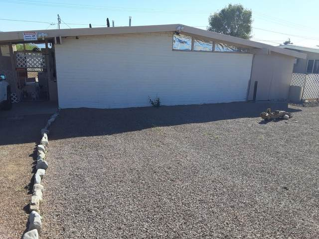 219 S Avenue A, San Manuel, AZ 85631 (#22027368) :: Kino Abrams brokered by Tierra Antigua Realty