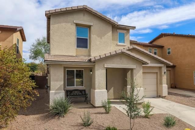 3424 N Sierra Springs Drive, Tucson, AZ 85712 (MLS #22027370) :: My Home Group