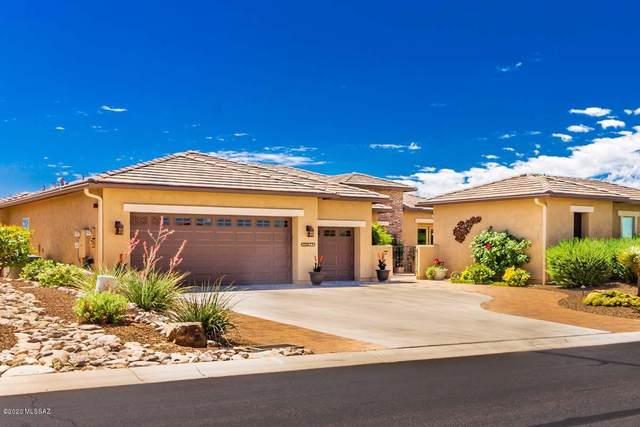 32077 S Flat Rock Drive, Oracle, AZ 85623 (#22027373) :: Keller Williams