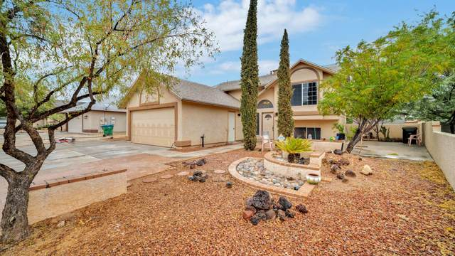 7411 S Camino De La Tierra, Tucson, AZ 85746 (MLS #22027377) :: My Home Group