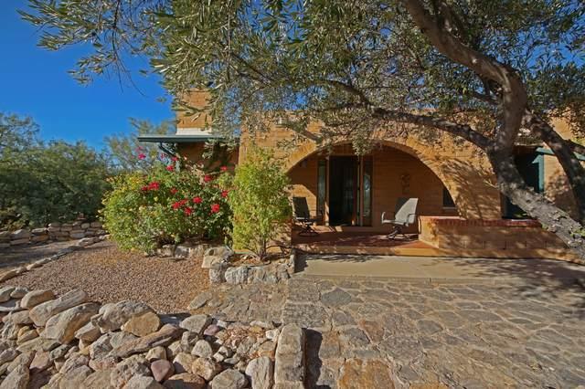 3827 E Marble Peak Place, Tucson, AZ 85718 (#22027384) :: AZ Power Team | RE/MAX Results
