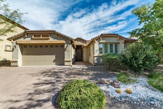 8470 N Gaetano Loop, Tucson, AZ 85742 (MLS #22027389) :: My Home Group