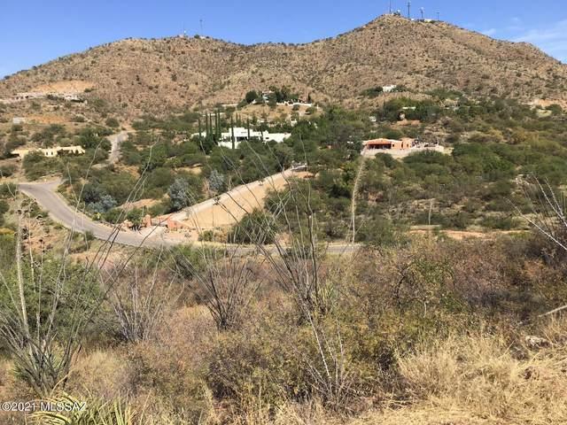 tbd E Manzanita Lane Drive #8, Nogales, AZ 85621 (#22027392) :: Tucson Real Estate Group