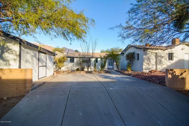421 W Cool Drive, Tucson, AZ 85704 (MLS #22027417) :: My Home Group