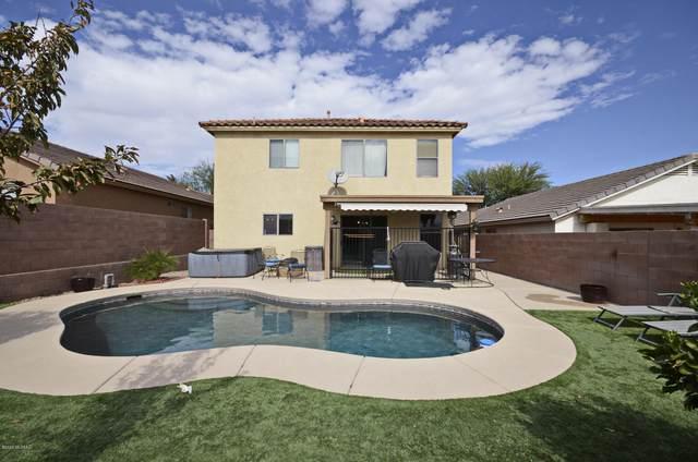 687 W Ash Ridge Drive, Green Valley, AZ 85614 (#22027430) :: The Local Real Estate Group | Realty Executives