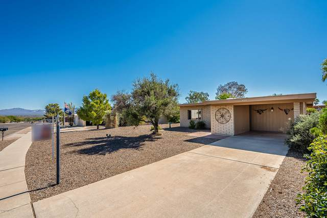 437 W San Ignacio, Green Valley, AZ 85614 (#22027436) :: Tucson Real Estate Group