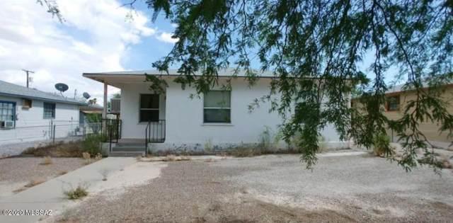 321 W Solana Avenue, Ajo, AZ 85321 (#22027437) :: Tucson Real Estate Group