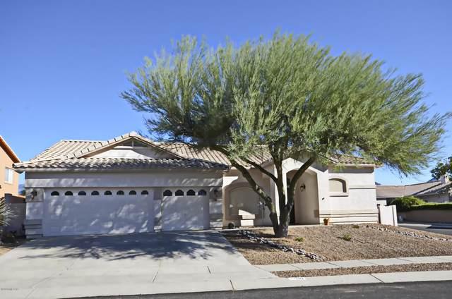 12610 N Granville Canyon Way, Oro Valley, AZ 85755 (#22027440) :: Tucson Real Estate Group