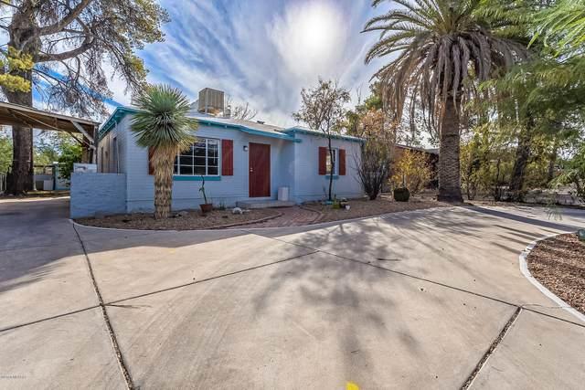 1120 E Glenn Street, Tucson, AZ 85719 (#22027618) :: Keller Williams