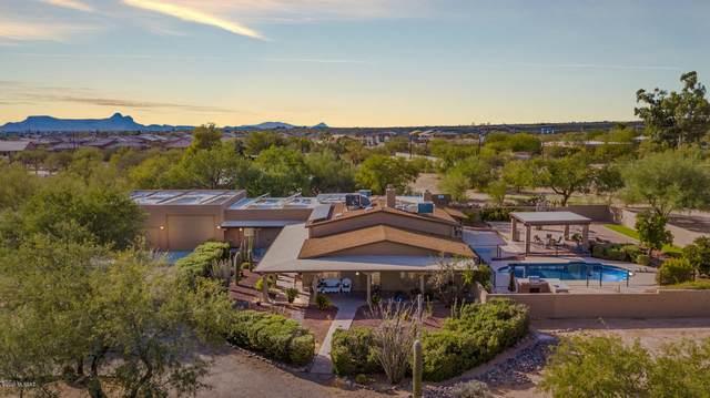 8627 N Aspen Avenue, Tucson, AZ 85704 (#22027716) :: The Local Real Estate Group | Realty Executives