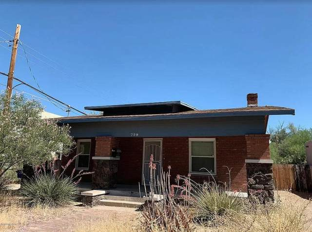 729 E Mabel Street, Tucson, AZ 85719 (#22027738) :: The Local Real Estate Group | Realty Executives