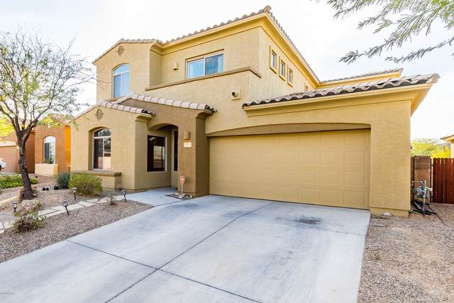 8587 N Shadow Wash Way, Tucson, AZ 85743 (#22027739) :: Long Realty - The Vallee Gold Team