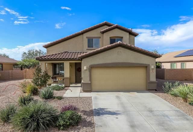 13943 N Swift Spear Drive, Marana, AZ 85658 (#22027742) :: Keller Williams