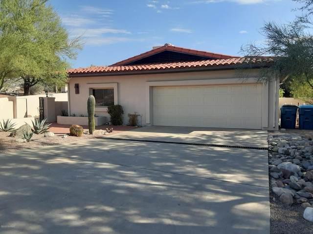 2946 W Fairway View Circle, Tucson, AZ 85742 (#22027775) :: Keller Williams