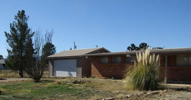 1006 E Justin Court, Pearce, AZ 85625 (#22027859) :: The Local Real Estate Group | Realty Executives