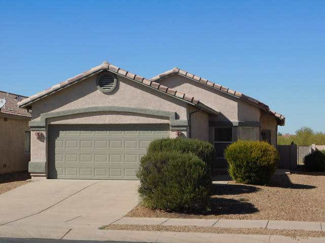 9399 N Painted Sky Drive, Tucson, AZ 85743 (#22027863) :: The Local Real Estate Group | Realty Executives