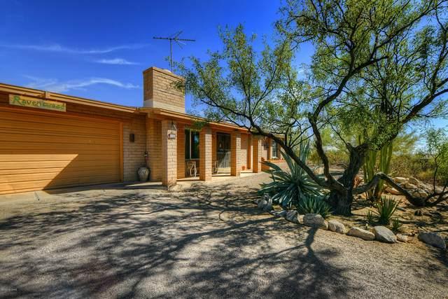 3649 E Marble Peak Place, Tucson, AZ 85718 (#22027890) :: The Local Real Estate Group | Realty Executives