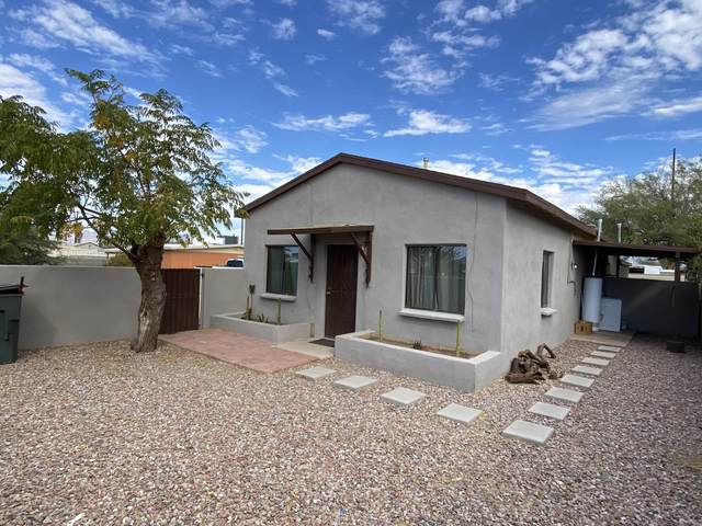 5001 S 13Th Avenue, Tucson, AZ 85706 (#22027909) :: Kino Abrams brokered by Tierra Antigua Realty