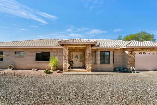 1101 N Solar Drive, Vail, AZ 85641 (#22027939) :: Keller Williams