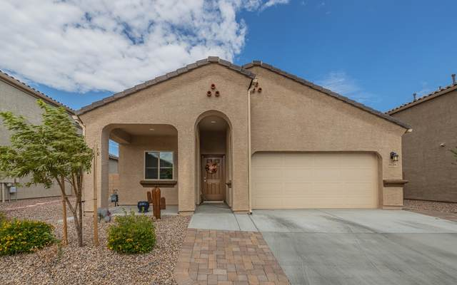 9128 W Blue Saguaro Street, Marana, AZ 85653 (#22027959) :: Long Realty - The Vallee Gold Team