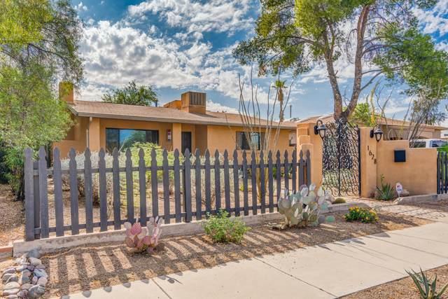 1628 E Hampton Street, Tucson, AZ 85719 (#22027995) :: Tucson Property Executives