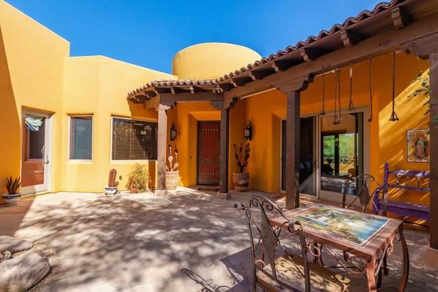 2159 Bautista Court, Tubac, AZ 85646 (#22028046) :: Tucson Property Executives