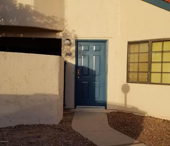4287 N River Grove Circle #105, Tucson, AZ 85719 (#22028053) :: Tucson Property Executives
