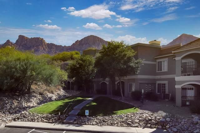 1500 E Pusch Wilderness Drive #16104, Tucson, AZ 85737 (#22028057) :: Keller Williams