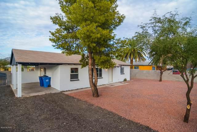 6231 E 28Th Street, Tucson, AZ 85711 (#22028077) :: Kino Abrams brokered by Tierra Antigua Realty