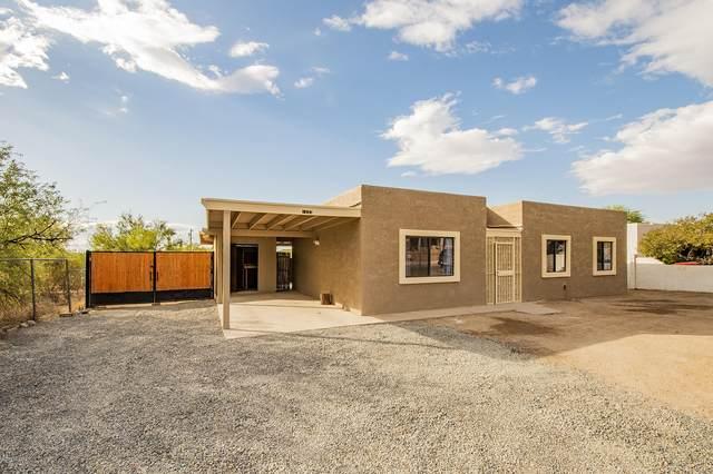 1633 W San Ricardo Boulevard, Tucson, AZ 85713 (#22028119) :: Keller Williams