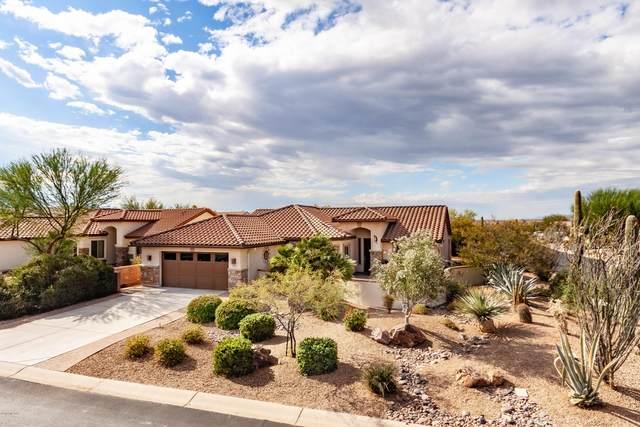 755 N Keyes Road, Green Valley, AZ 85614 (#22028166) :: Tucson Property Executives